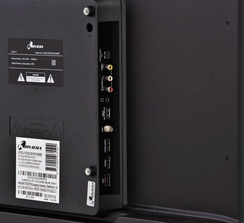 riviera televisor led full 40 smart tv bluetooth netflix