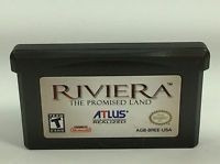 riviera the promised land - gba