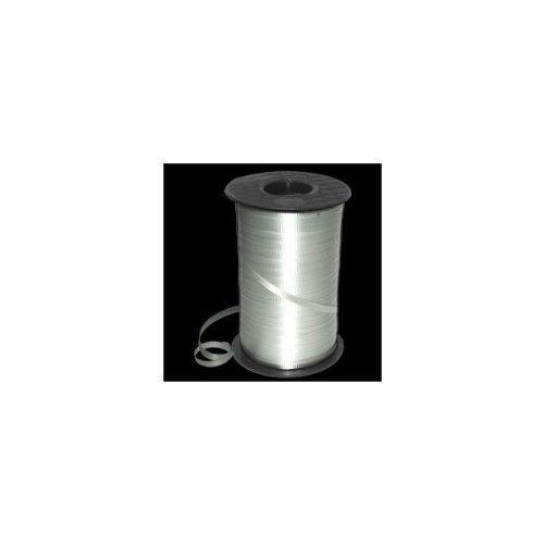 rizado cinta 316 pulgada ancho plata 500 yardas