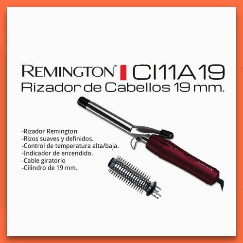 rizador de cabellos remington