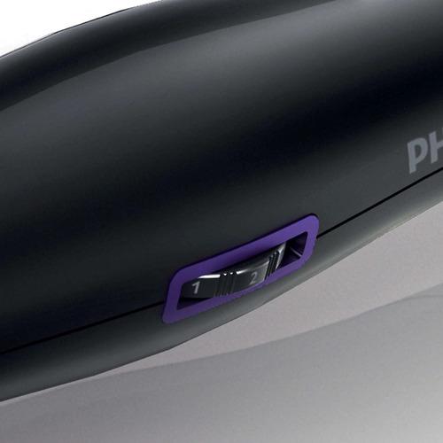rizador modelador philips de 25mm cerámico 200° multivoltaje