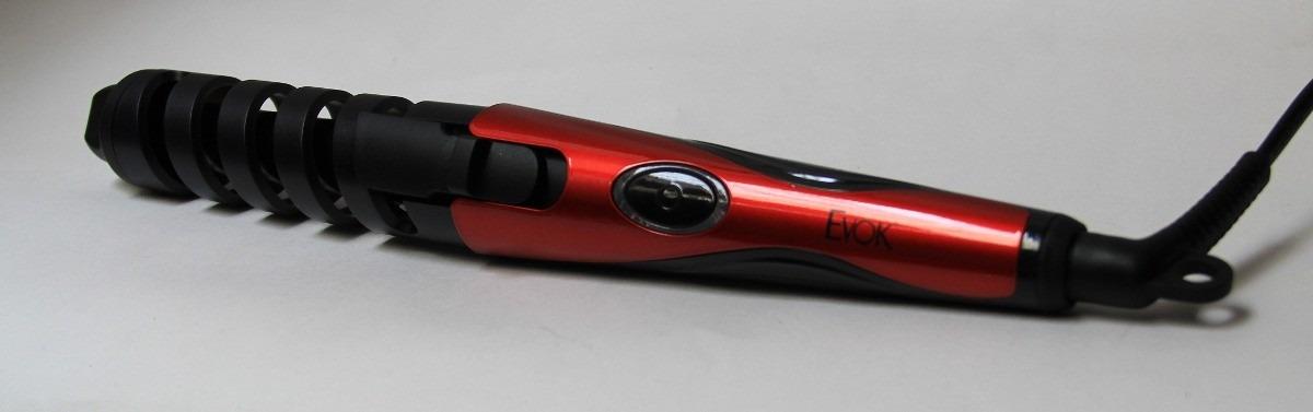 f779ec2f77f39 rizador pinza encrespador ondulador cabello profesional evok. Cargando zoom.