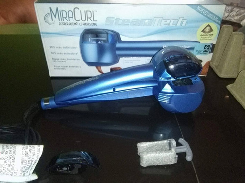 rizadora automática miracurl by babyliss pro