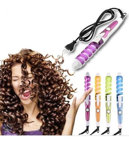 rizadora de cabello nova