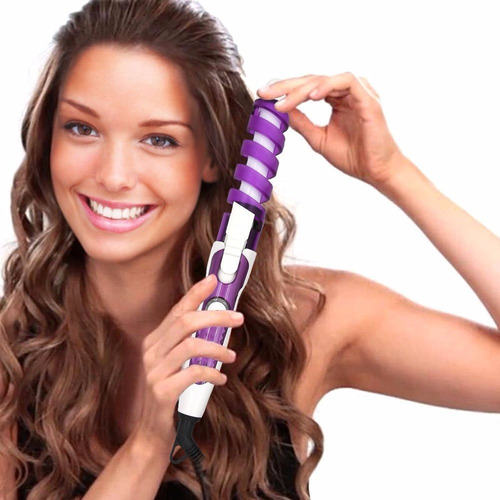 rizadora ondulador de cabello  envíos a todo perú