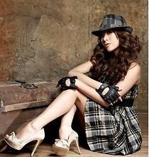 r.j story vestido escoces disfraz colegiala e.gratis cuotas!