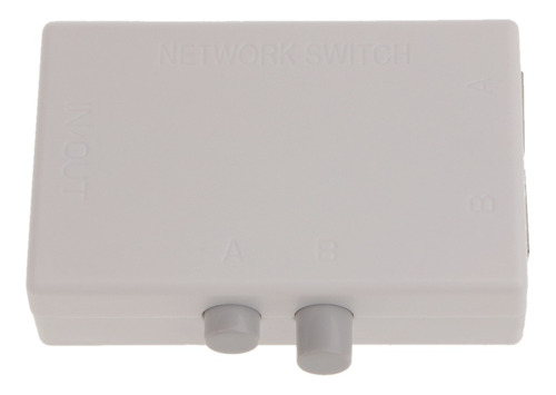 rj45 mini 100mbps 2 portas rápido ethernet switch de rede p
