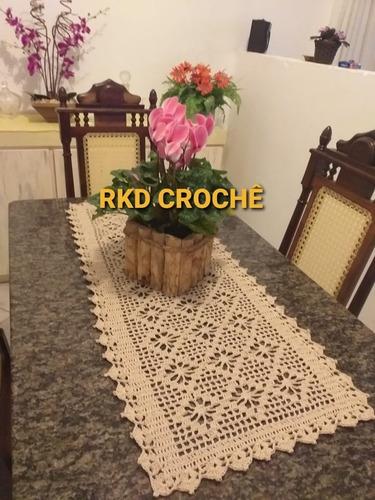 rkd crochê,  tapetes , jogos de banheiro,  passadeiras e etc