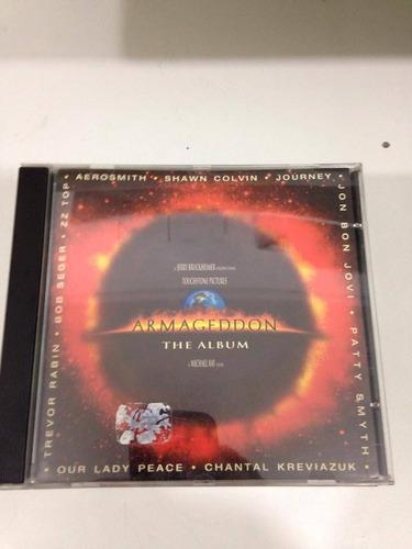 r/m - cd original - armageddon - the album (cd3)