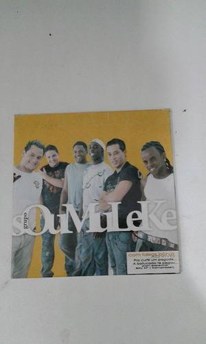 r/m - cd original - grupo sou muleke