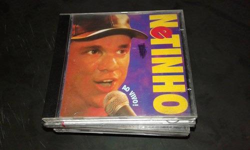 r/m - cd original - netinho ao vivo