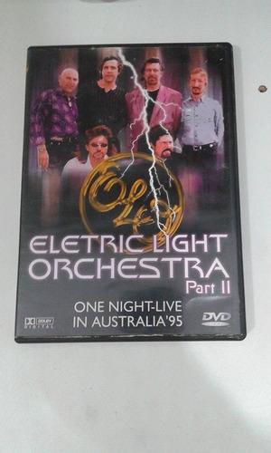 r/m - dvd - eletric light orchestra part 2 - australia 1995
