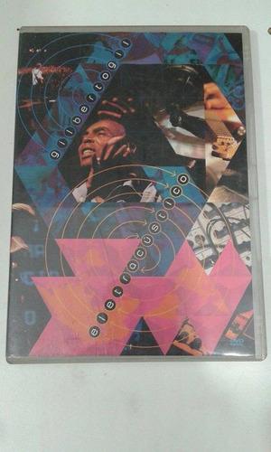 r/m - dvd - gilberto gil eletracustico - dvd + cd