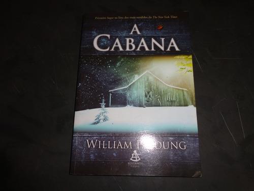r/m - livro - a cabana - willian p. young (l2)
