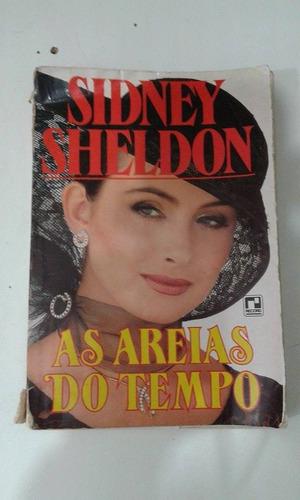 r/m - livro - as areias do tempo - sidney sheldon
