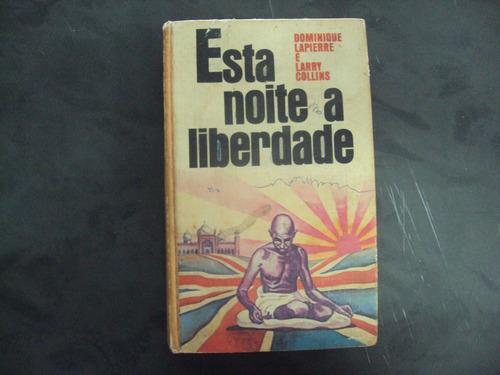 r/m - livro - esta noite a liberdade - dominique e larry col