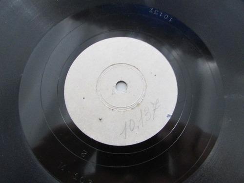 r/m vinil 78 rpm jorge veiga - o doutor quer falar com voce