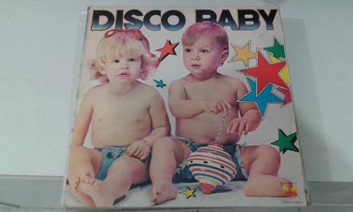 r/m - vinil / lp - disco baby - as melindronas - 1978