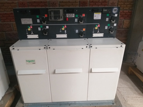 rm6 tablero de media tension mca schneider electric