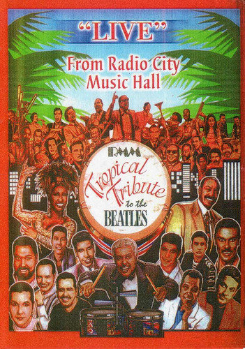 rmm tropical tribute to the beatles live dvd