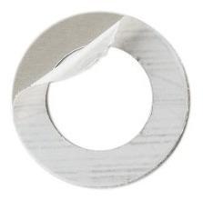 rmp stamping blanks, arandela redonda de 1 1/4 pulgadas con