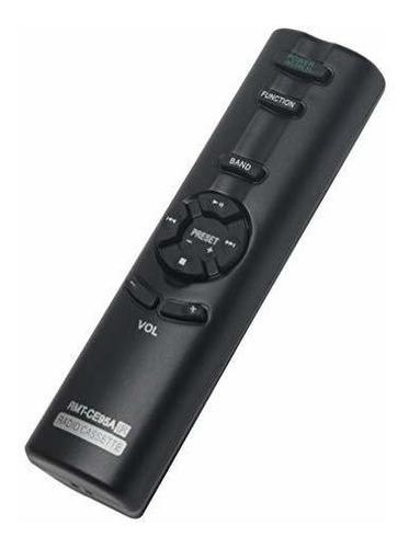 rmt-ce95a reemplazado ajuste remoto para cassette de radio s