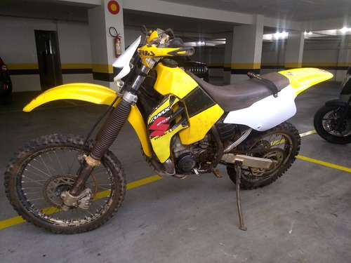rmx 250 - 2001 - último ano fabricação