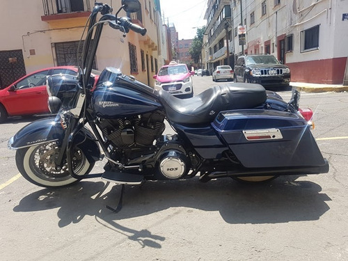 road king classic 2012 harley davidson touring black line