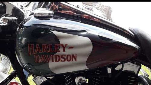 road king harley-davidson