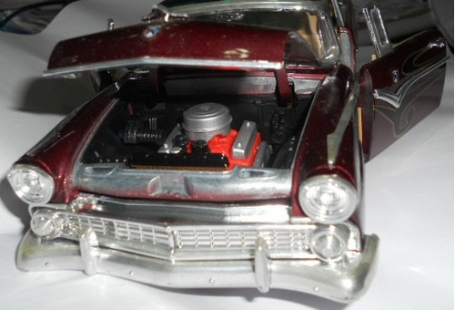 road legends 1955 ford fairline (usado, excelente estado)