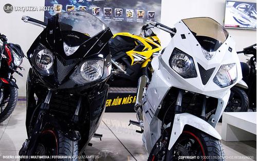 roadwin 250 motos moto deportiva daelim