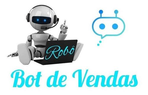 robô afiliado de vendas