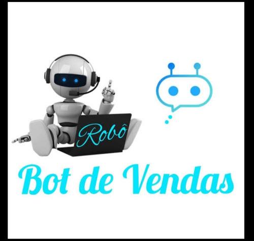 robô afiliado - lucrativo