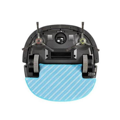 robô aspirador de pó deebot mini com app wifi ecovacs 3 em 1