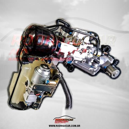 robô automatizado dualogic, i motion e easytronic instalado