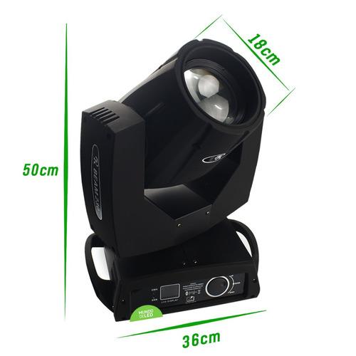 robô canhão de luz moving beam 7r 230