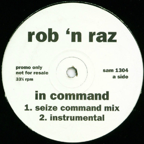 rob n raz    12 single   in command