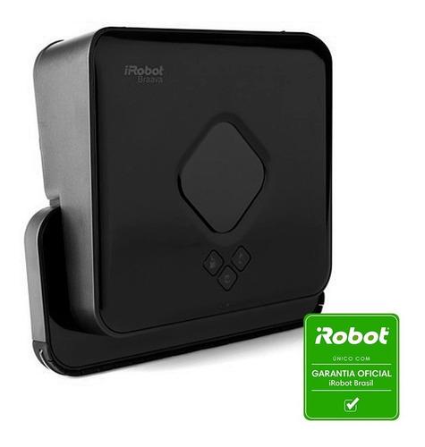 robô passa pano inteligente braava 380t irobot