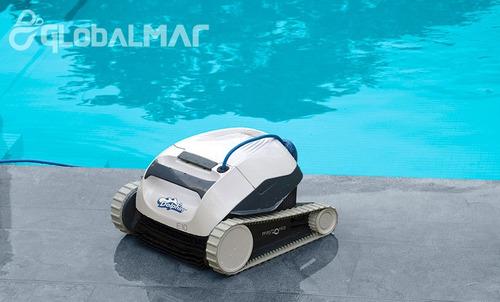 robô robot e10 dolphin limpeza aspiração automática piscina