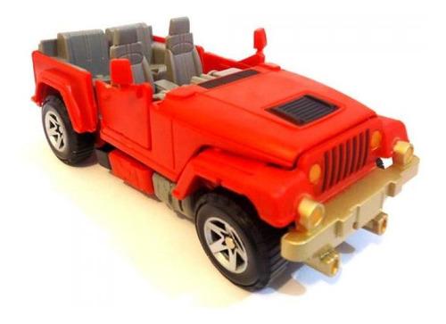 robô transformável missões especiais brinquedo buba 2091m3