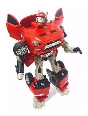 robô xformers mitsubishi lancer evolution x buba 9513