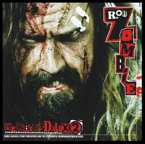 rob zombie hellbily deluxe 2[cd original lacrado de fabrica]