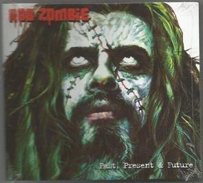 rob zombie-past present & future-(cd+dvd)-(digipak)-(import)