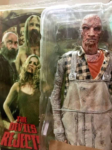 rob zombie tiny figura house of 1000 corpses the devils rej