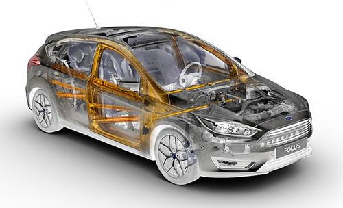 robayna | focus ford titanium 2.0 powershift 0 km 2018 5p at