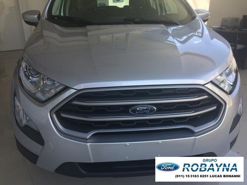 robayna | ford automatica ecosport 1.5 se 0 km 2018 negro