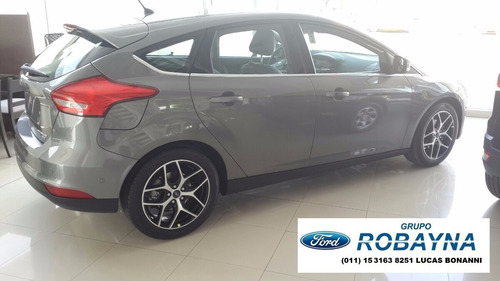 robayna | ford focus 2.0 titanium at powershift 0 km 2018 5p