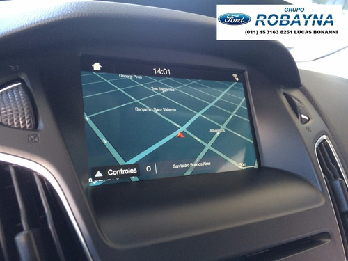 robayna | ford focus duratec se 0 km 2.0 kinetic design