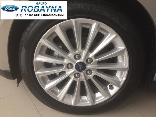 robayna | ford focus iii 2.0 sedan titanium mt 0 km 2018