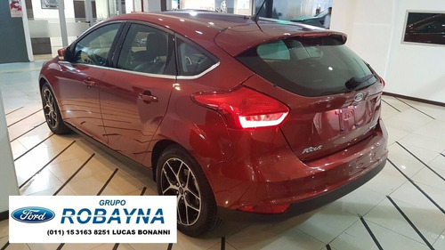 robayna | ford focus iii 2.0 titanium at 5p año 2018 0 km